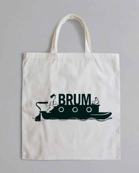 Birmingham Design Fest Tote Bag Design