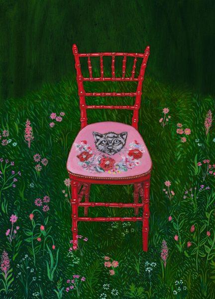 Gucci Décor Chair