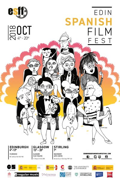 Edinburgh Spanish Film Festival poster