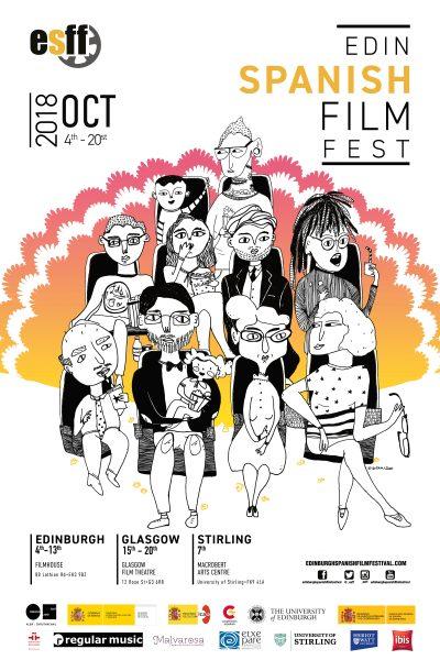 Edinburgh Spanish Film Festival poster