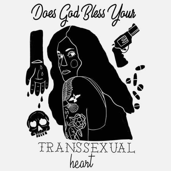Does god bless your transexual heart