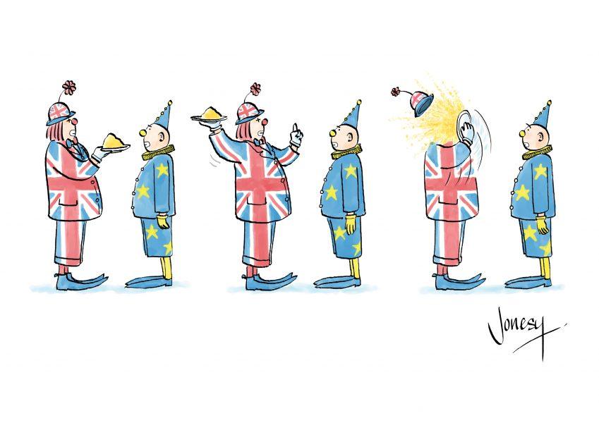 brexit clowns aoi