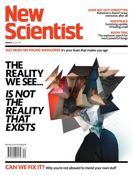 REALITY COVER ILLUSTRATION