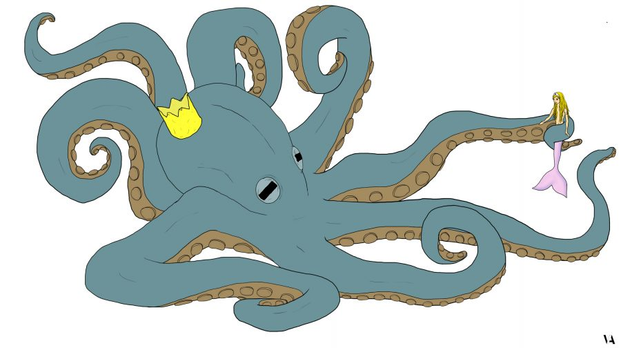 Octo King