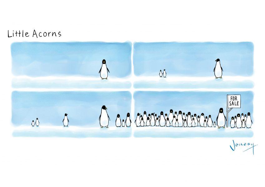 sos penguins aoi