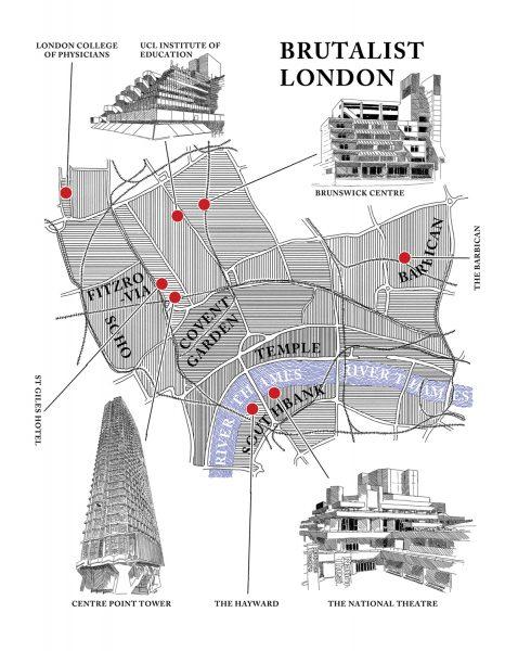 Brutalist London
