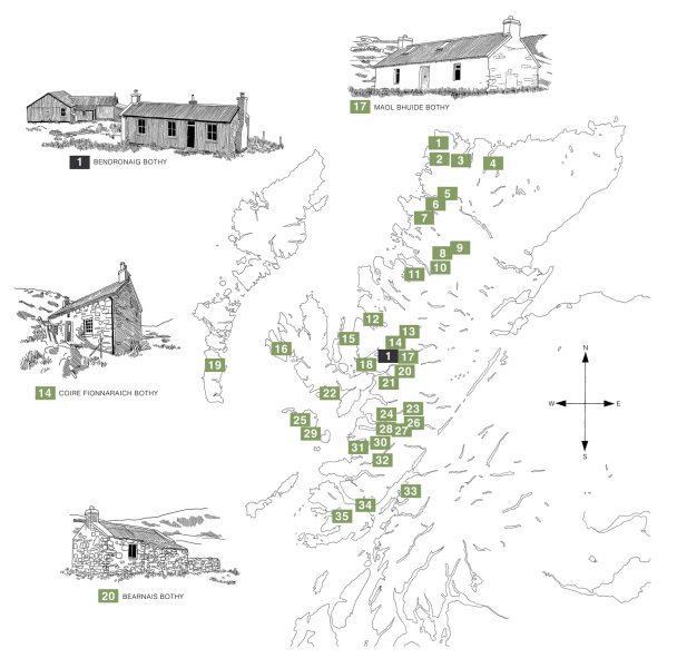Bothie Map