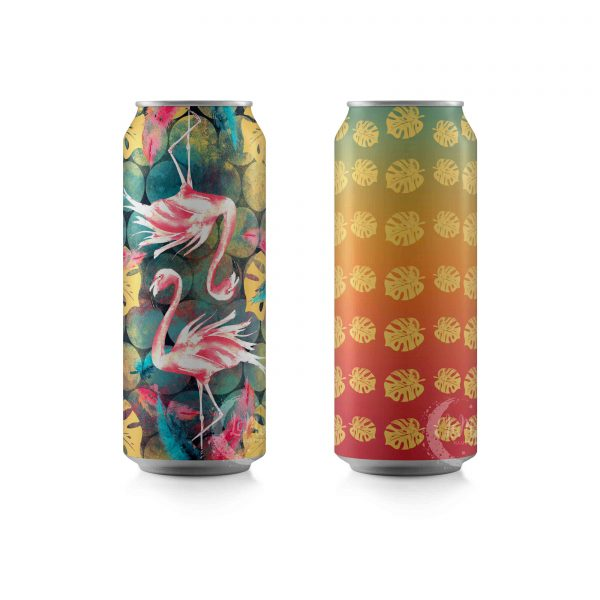 Tropical Can Mockup Designs