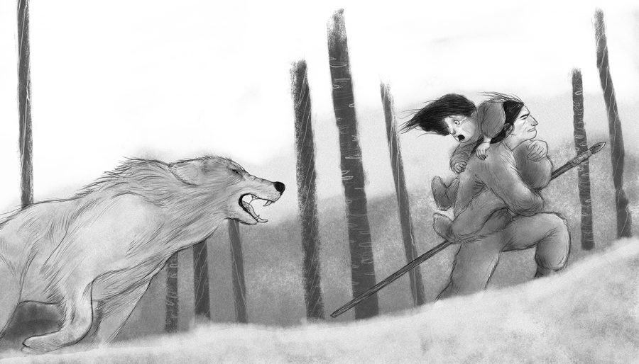 Danger in the Forest - Patrick Miller