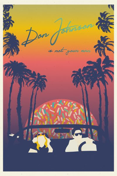 Don Jonhson IsNot Your Man Movie Poster