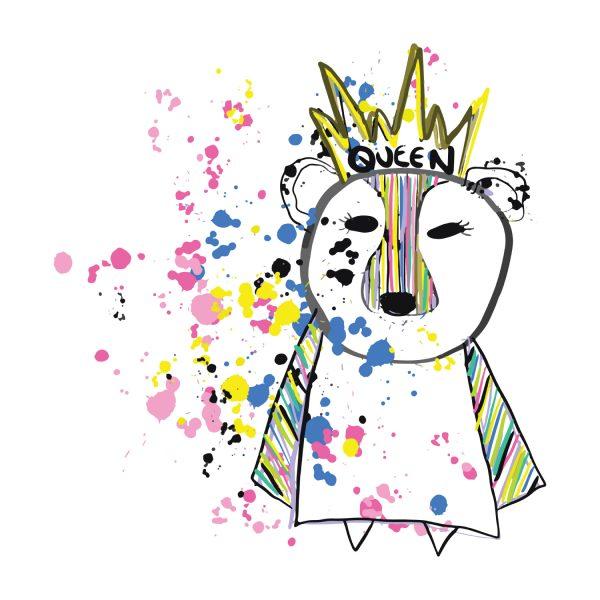 Queen Bear