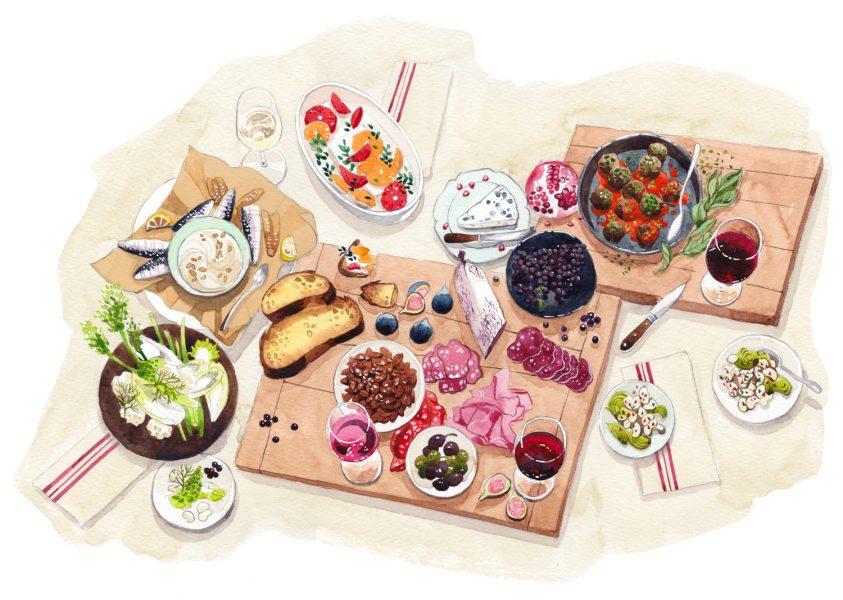 Summer-Table-Spread