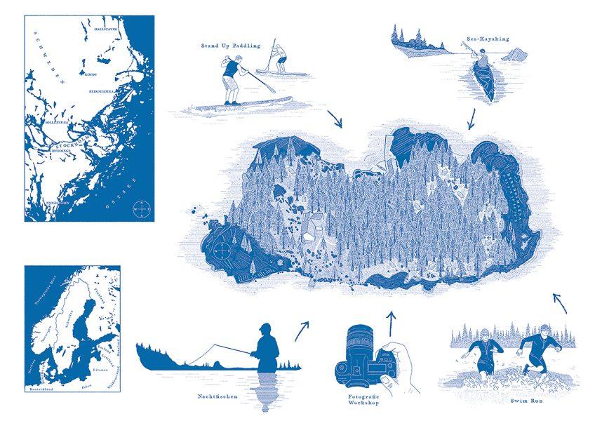 Jack Wolfskin Map