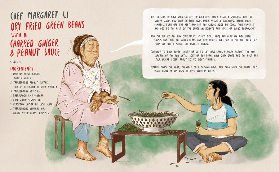 The Illustrated Wok (Chef Maggie Li) - Patrick Miller
