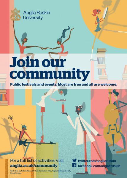 ARU Community Poster