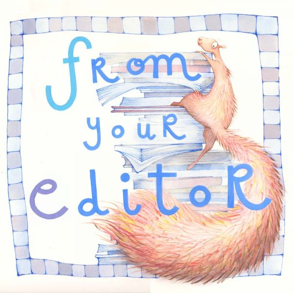 From Your Editor