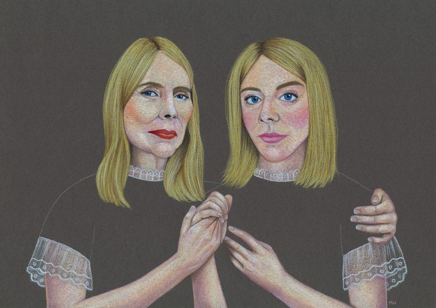 Joni Mitchell & Katie