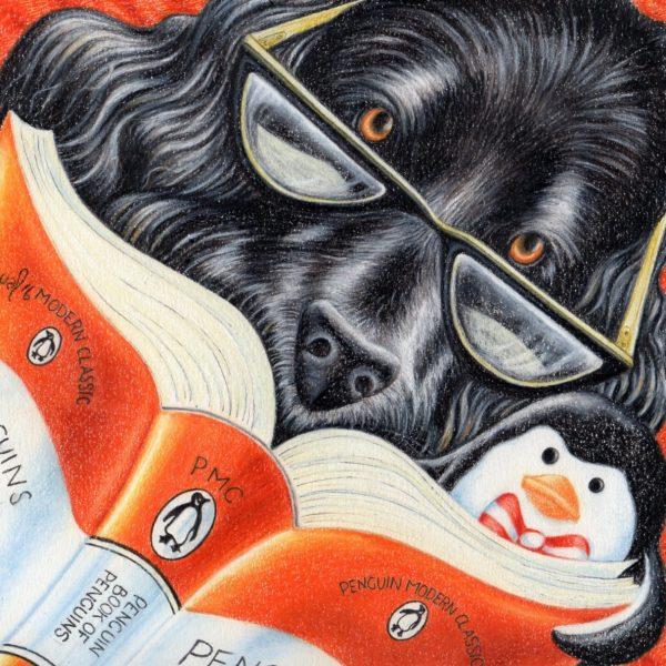 oscar & penguin