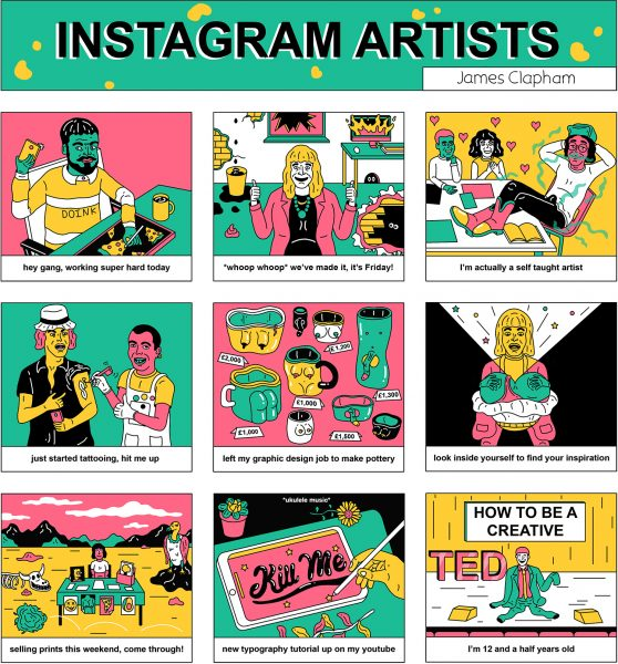 Instagram Artists
