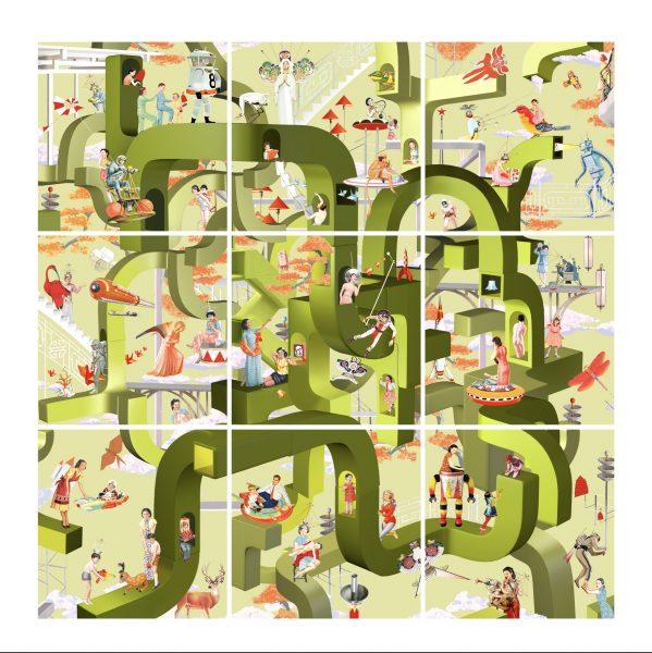 Maze Land 01