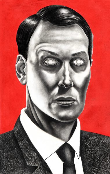 American Psycho - Patrick Bateman Portrait