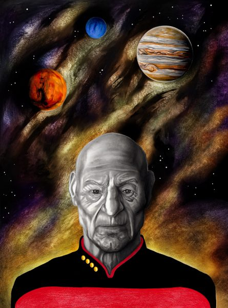 Picard Illustration
