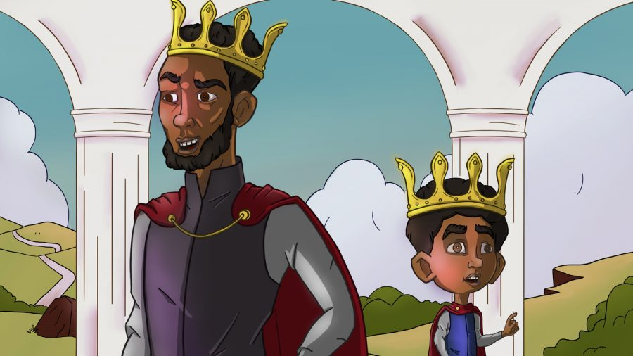 Son and King