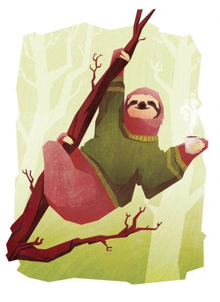 The Sunday Sloth