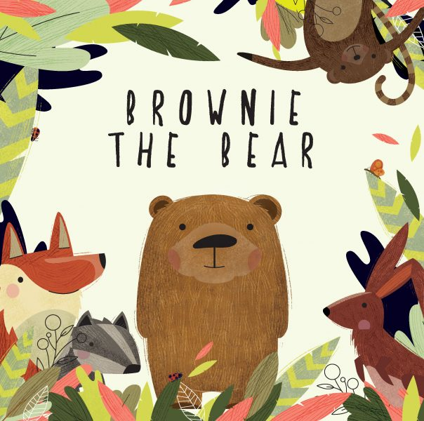 Brownie the Bear