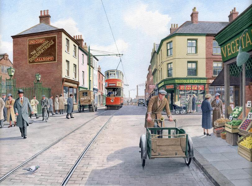 1930s Street (Shire)