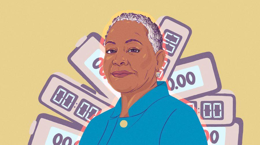 NBC | She Thrives Lisa Borders