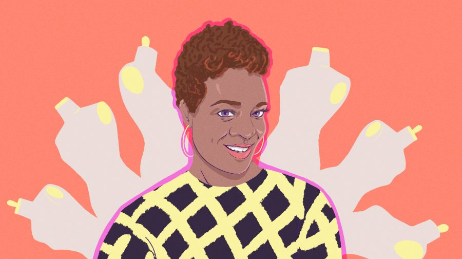 NBC | She Thrives Brandice Daniels
