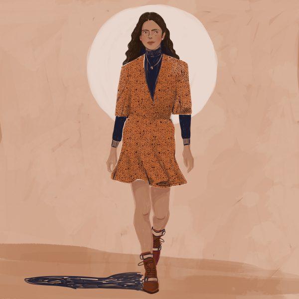 Amber Day fashion