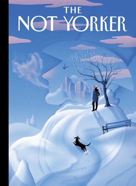No Yorker - Eustace Tilley