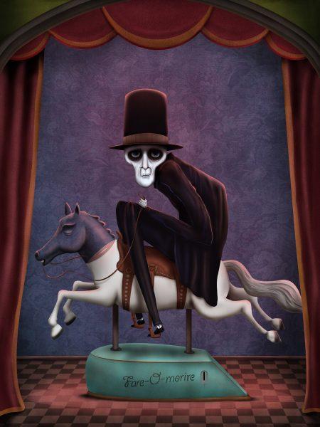 Death Rides a Pale Pony