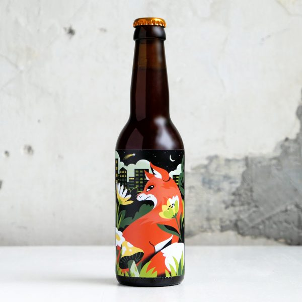 Drip for Drip beer label