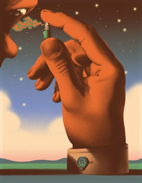 LSD Microdosing - GQ