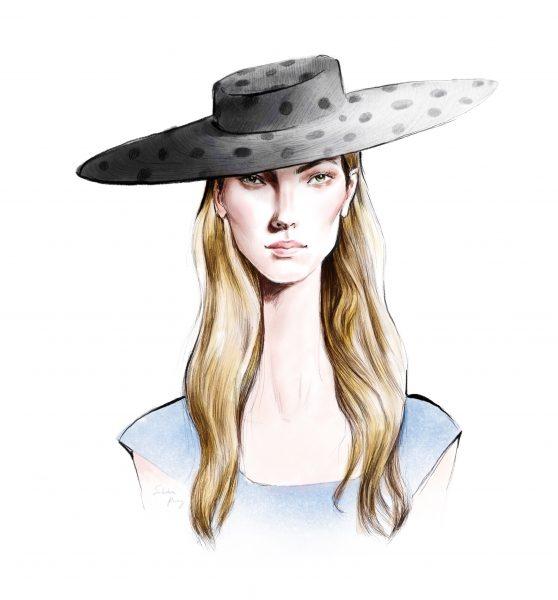 Harper's Bazaar Hat 2
