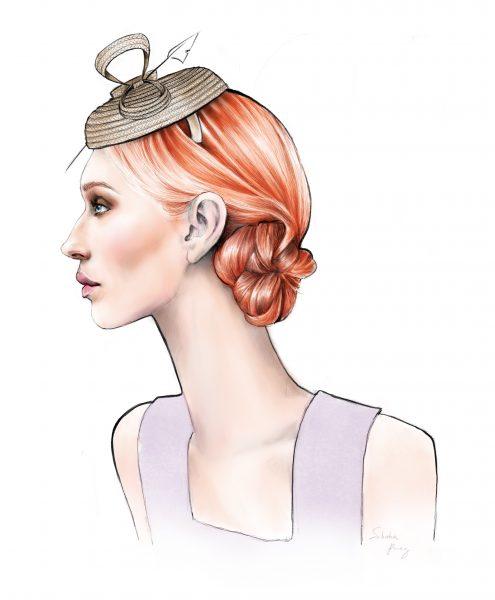 Harper's Bazaar Hat 1