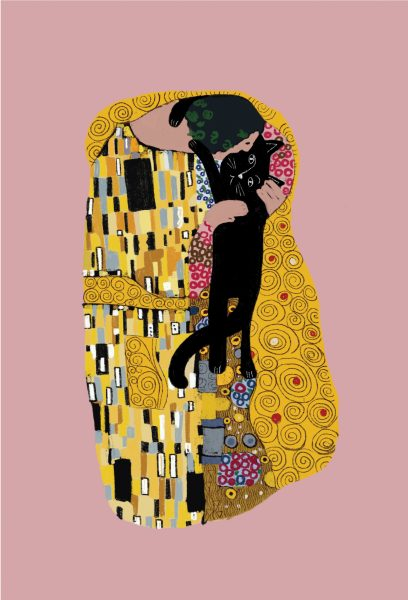 Gustav Kitty Klimt