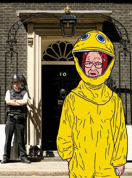 Liz Brexits No10