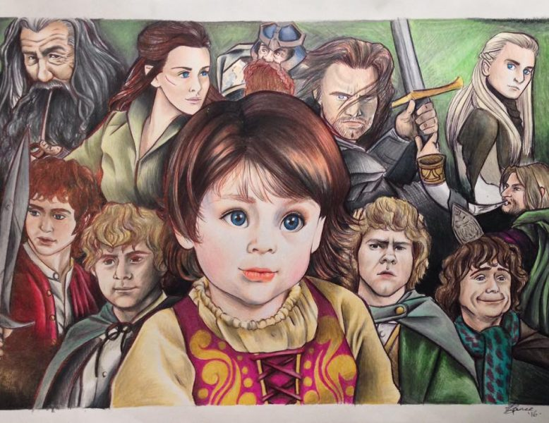Lord of the Rings Commission