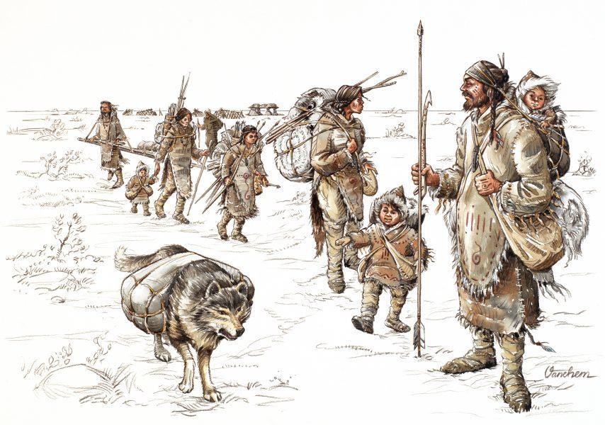 Doggerland Hunters and Gatherers