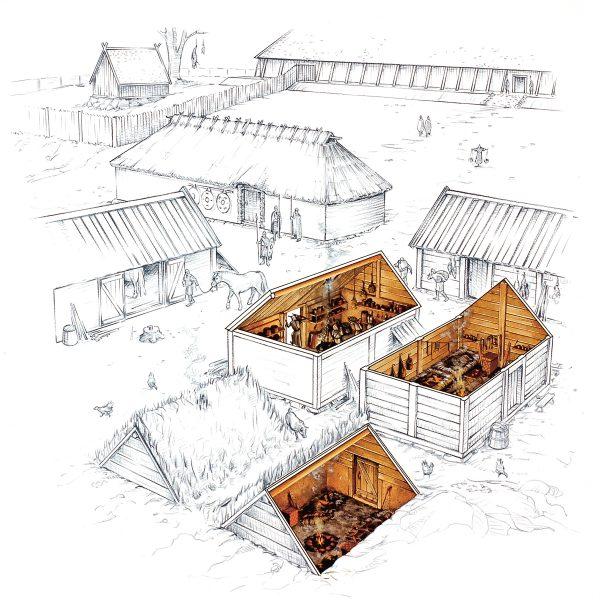 Farmhouses Function