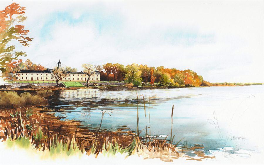 Svartsjo Castle