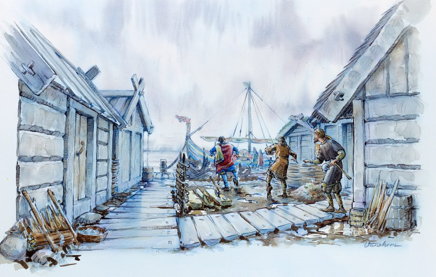 Viking Age Hedeby
