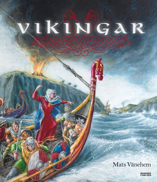 Vikings - a Children's Book cover
