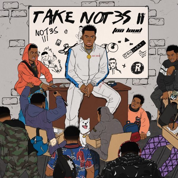 Not3s - Take Not3s II Album Cover