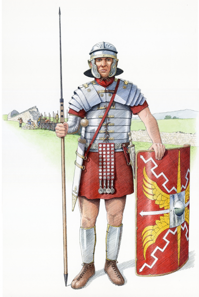 Roman Legionary (English Heritage)