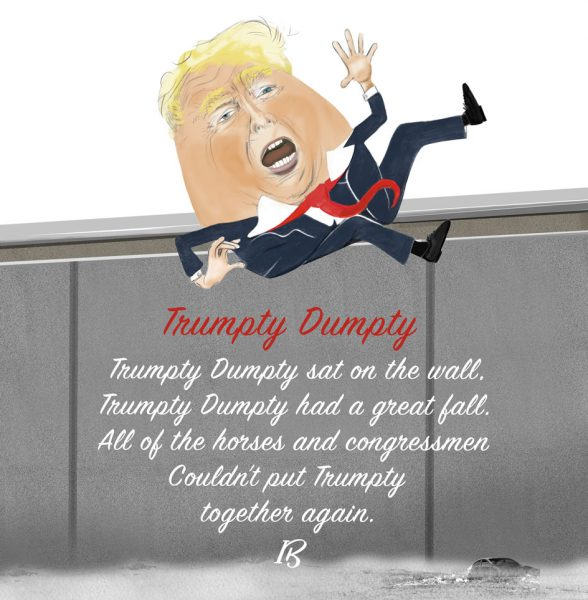 Trumpty Dumpty By Itzy Bloom